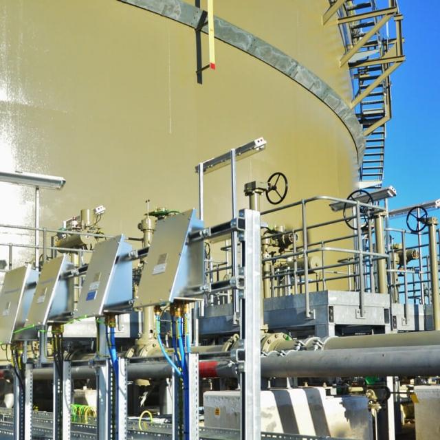Buncefield Oil Terminal Tank Farm Project Eastgate