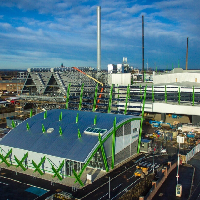 Energy Works Hull 25 MW WtE Plant